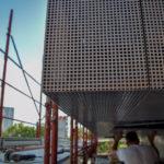 pensilina-hotel-la-rocca-rivestimento-acciaio