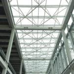 Travi-spaziali-per-copertura-acciaio-vetro